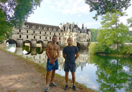 château de Chenonceau, Arthur et Lucas