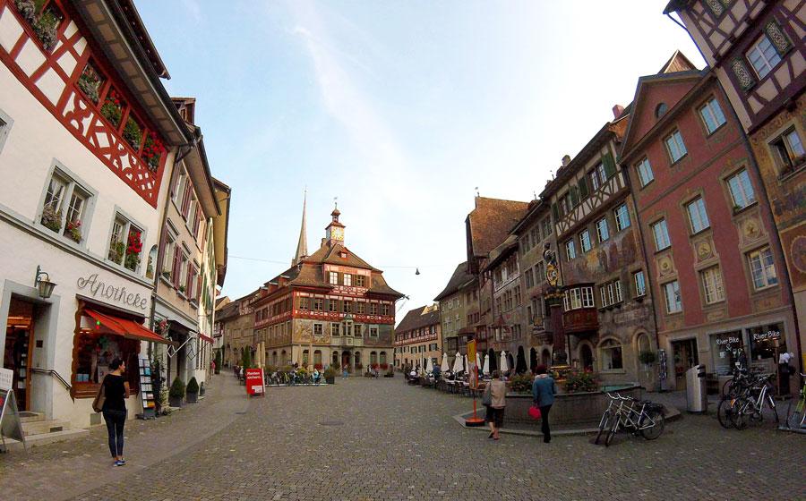 Ville de Stein am Rhein