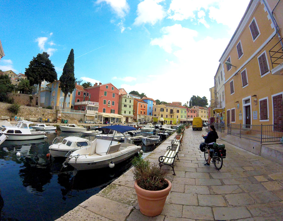 Village of Veli Losinj