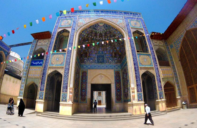 Cycling travel, biketouring, cycling Iran.